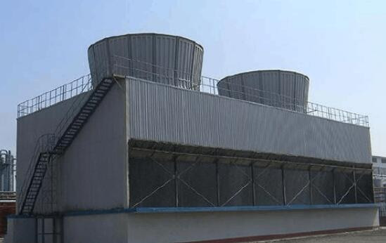通风冷却塔噪声治理,冷却塔降噪处理