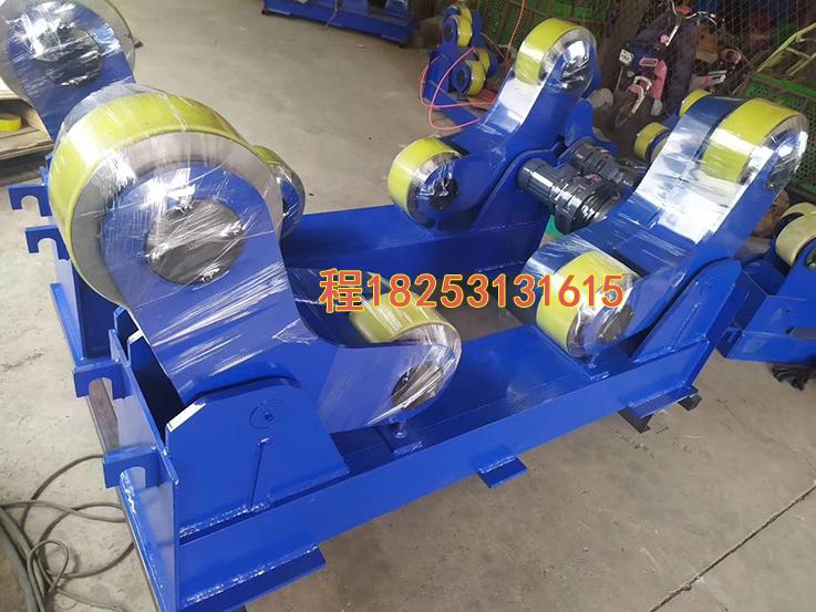 江苏5吨10吨自调式滚轮架 可调式滚轮架生产厂家