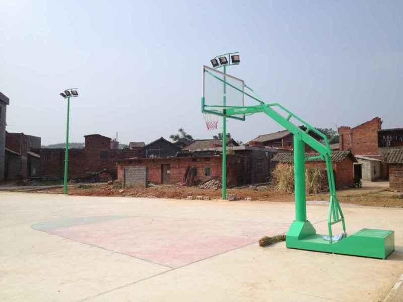 廣西賓陽仿液壓籃球架 籃球架價格 可移動籃球架