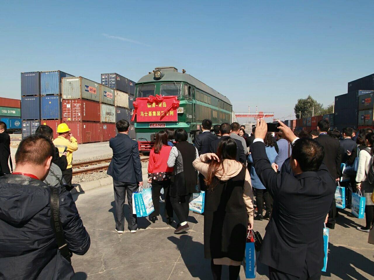 青島信譽好的集裝箱班列運輸公司-青島創融運通國際物流有限公司