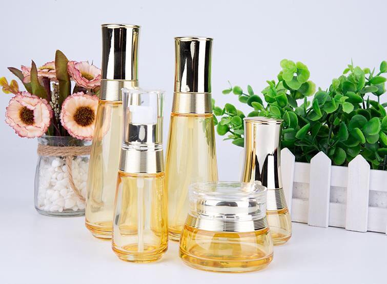 護膚品玻璃瓶生產廠家 玻璃化妝品包裝瓶生產廠家