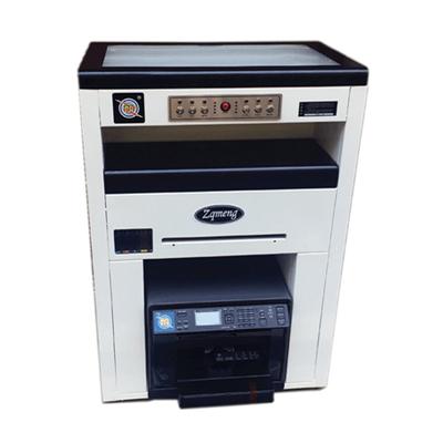 推荐图文店印菜谱的小型印刷机一张起印