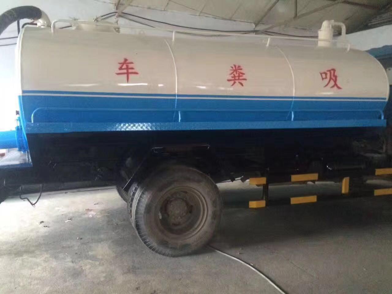 哈尔滨吸污车洒水车垃圾车厂家