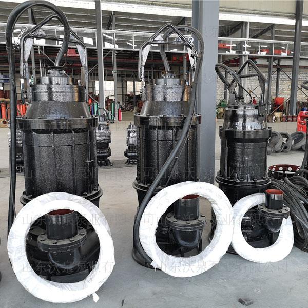 黃河淘沙排砂泵 潛水抽沙泵 抽沙泵效果