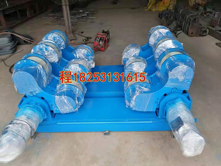 广州焊接滚轮架5吨10吨自调式滚轮架生产厂家