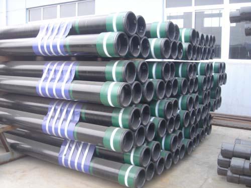 上海供应美标石油套管API SPEC 5CT各种扣型