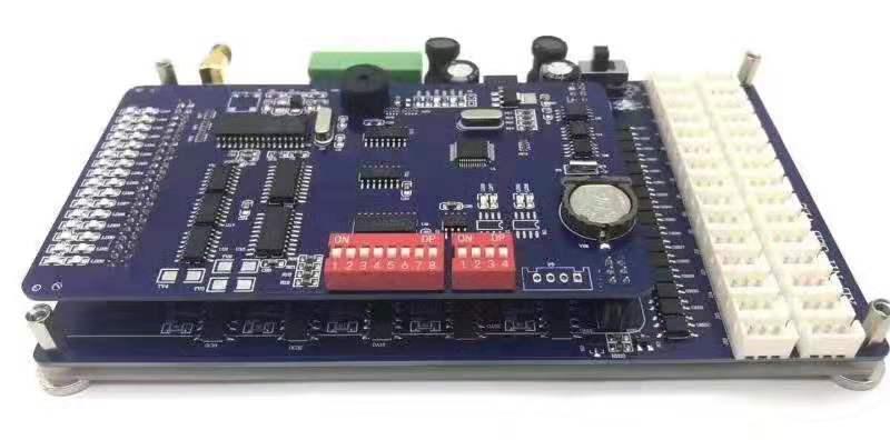 供应电梯刷卡内选分层控制器IC卡控制系统