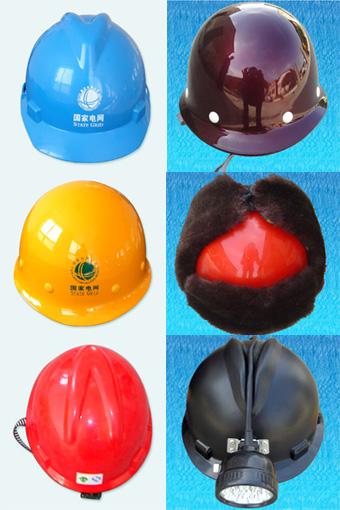 玻璃鋼安全帽, ABS安全帽