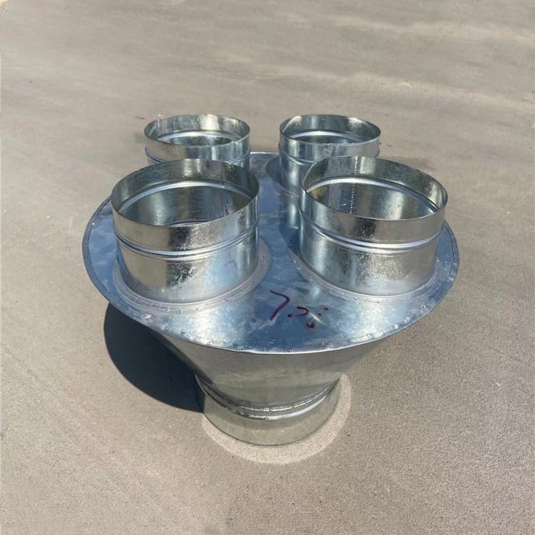 陽江加工鍍鋅板風管價格 優質螺旋風管廠家