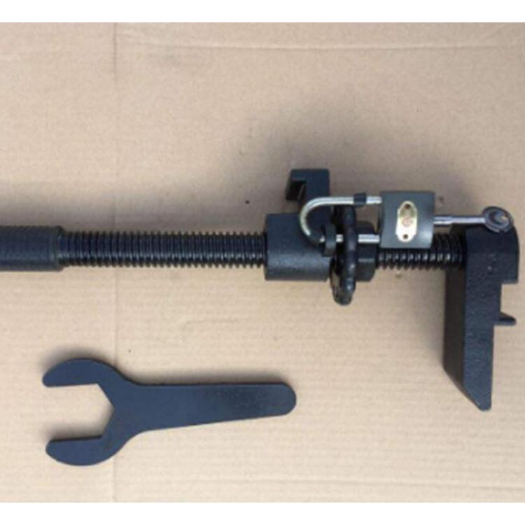 铁路道岔钩锁器 50轨60轨通用一体式钩锁器 道岔密贴钩锁器厂家