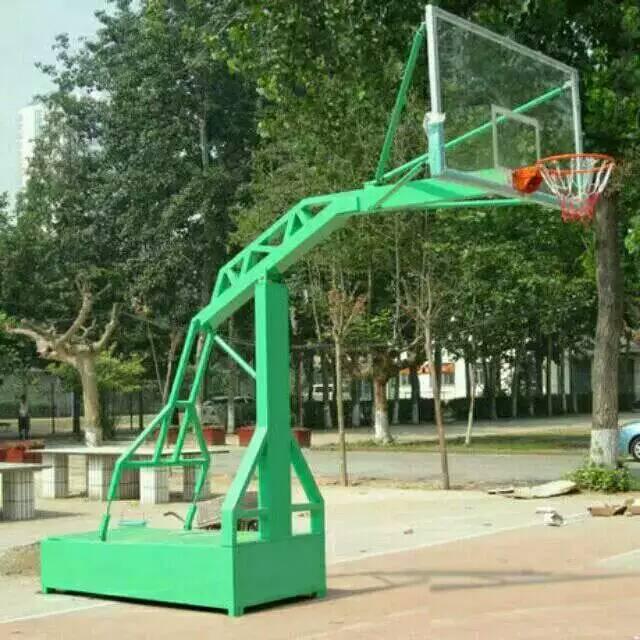 廠家供應仿液壓籃球架J價格7500元一對