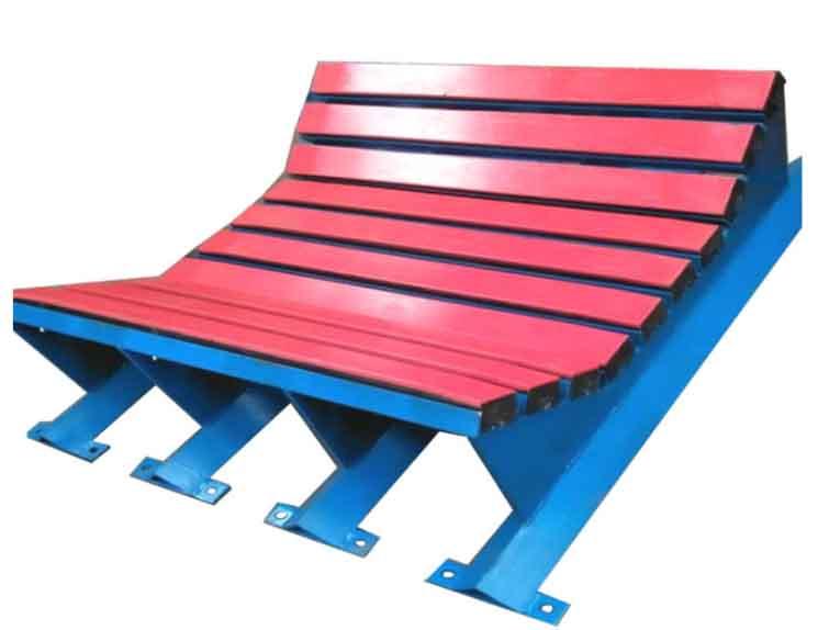 重型緩沖床帶寬800mm 礦業輸送設備緩沖床定做發貨