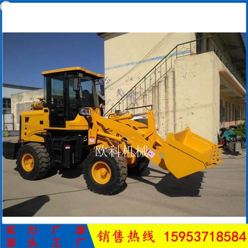矿用挖掘装载机 装载机改装两头忙 农用小型两头忙