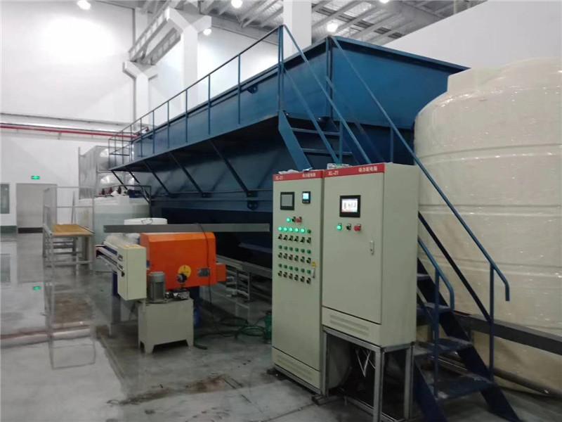 無錫廢水處理設備/無錫中水回用設備/電泳廢水處理設備