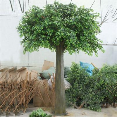 四川仿真假樹-中焱仿真樹制作