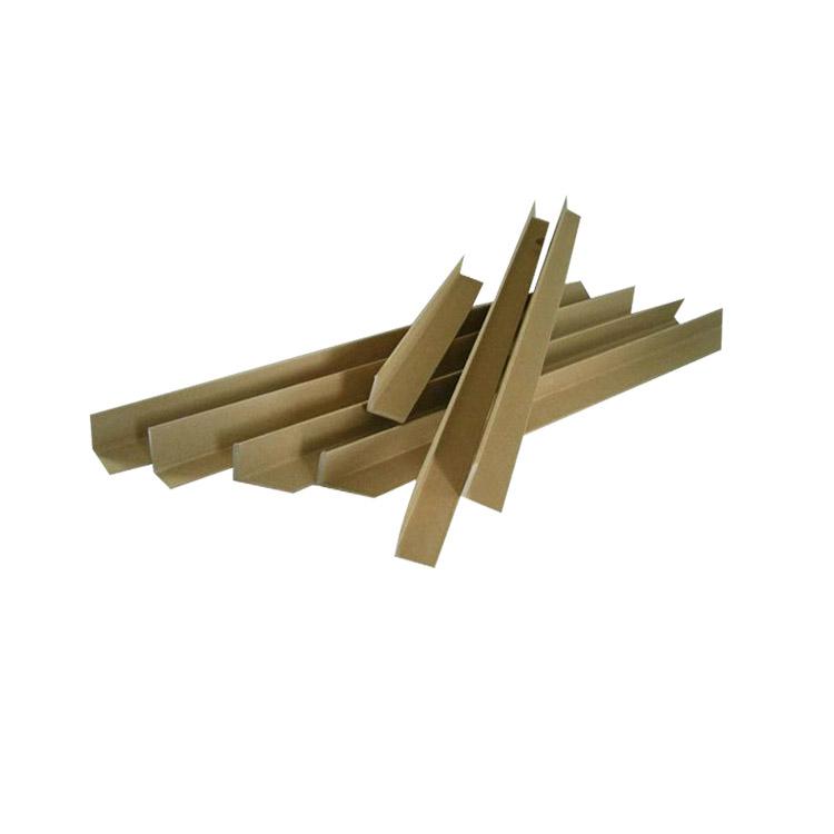 大连纸护角定制 规格全 纸箱板材纸护边