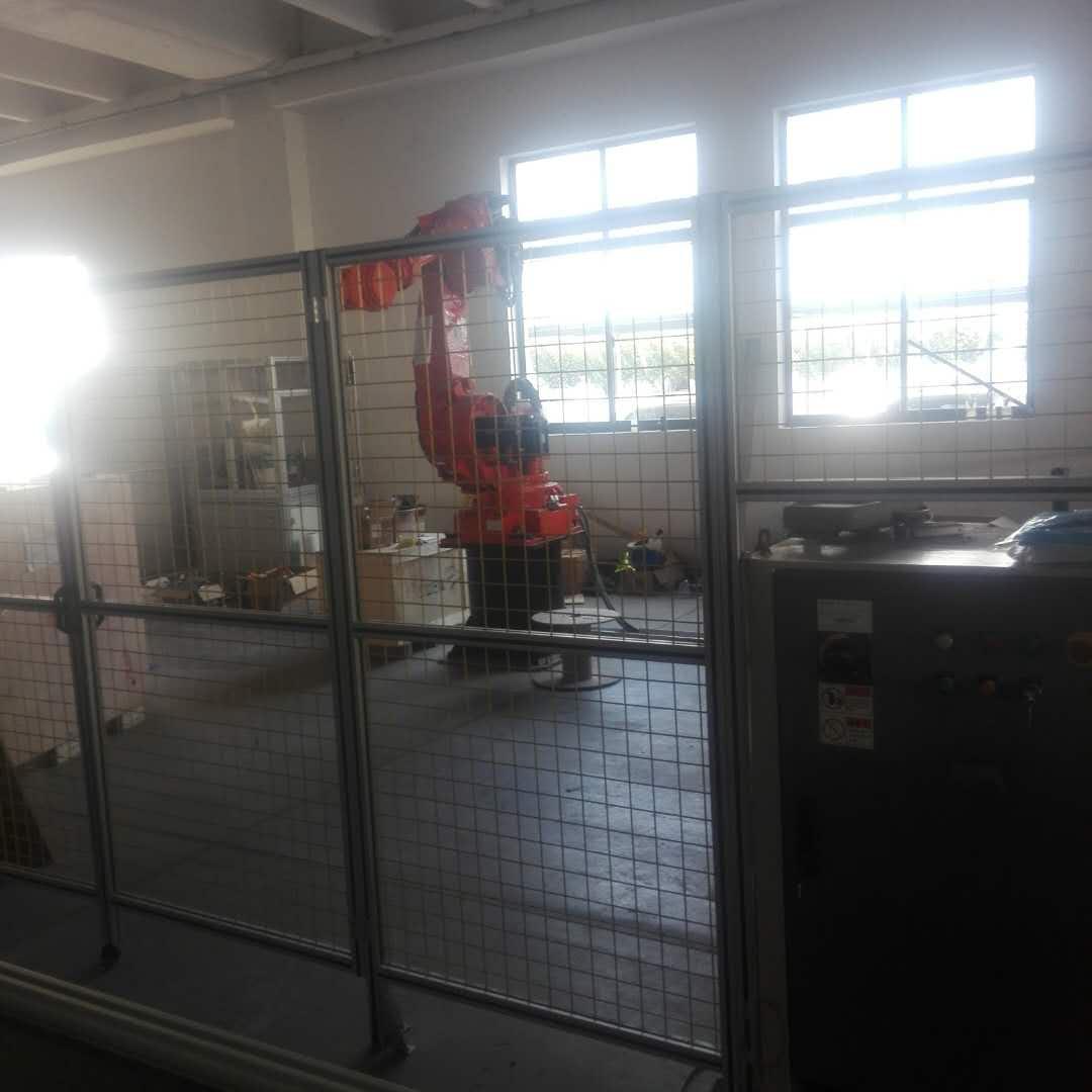 供應鋁型材車間護欄網廠家認準科爾福智能裝備