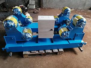 河南洛阳哪里有卖滚轮架的40吨滚轮架多少钱