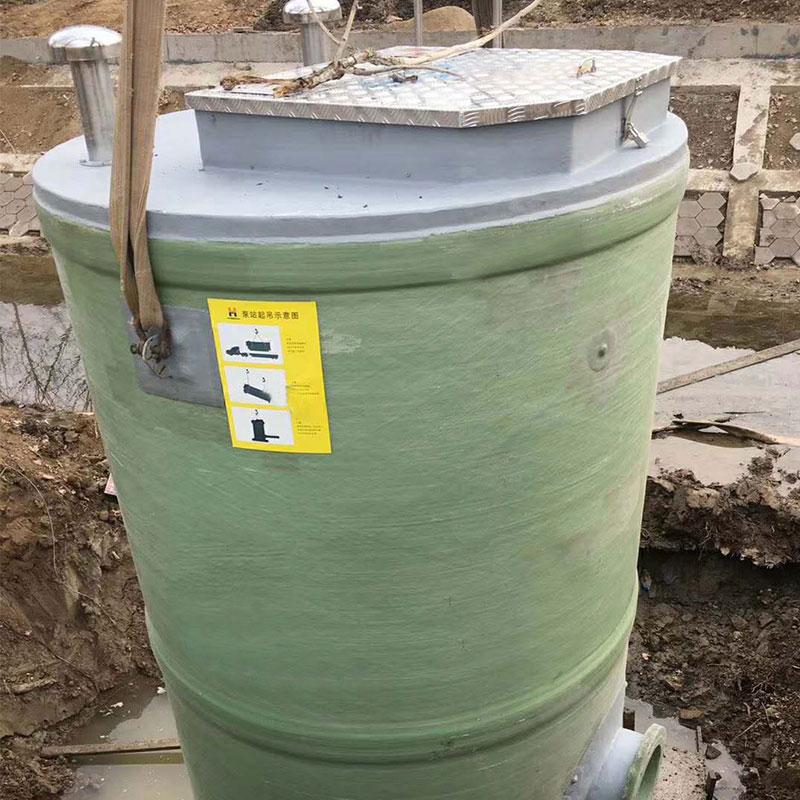 预制一体化泵站厂家直销,性价比高的一体化预制泵站