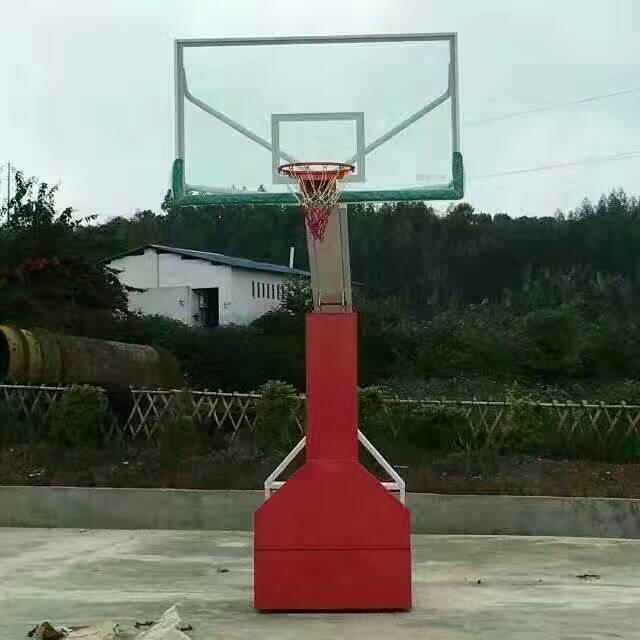 學校球場適用籃球架款式