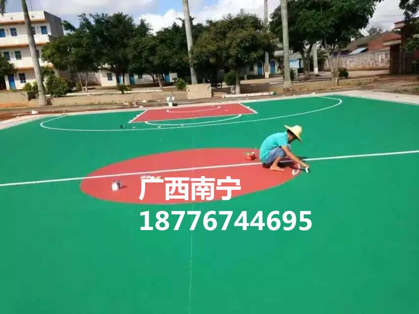 广西塑胶球场专用水性丙烯酸