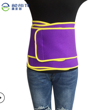 奥非特运动护腰保暖健身腰带运动束腰护腰带 自发热腰带OEM