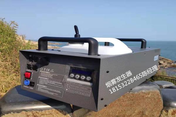 学校消防演习烟雾机浓烟机 大型冒烟机被用于消防疏散演练喷烟机