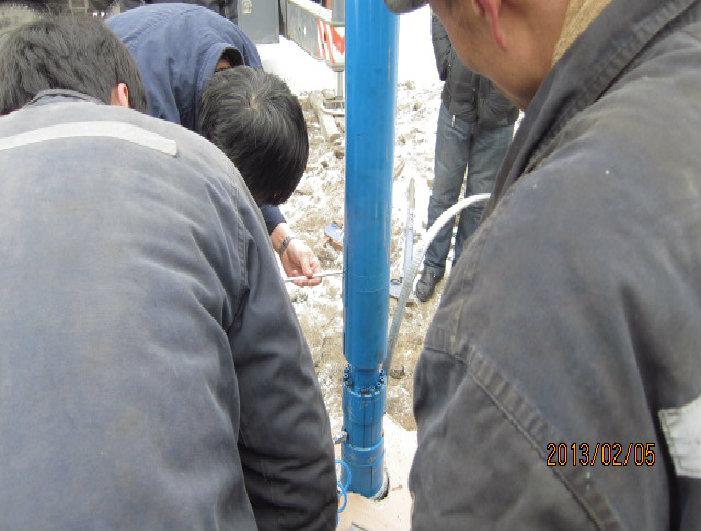 QYDB型潜油式∴水泵-天津奥特泵业