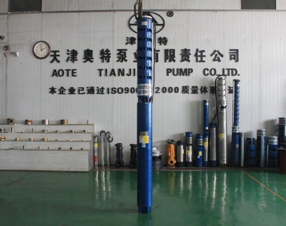 2019新型研发地热深井潜水离心泵_地下采其实不然暖的泵