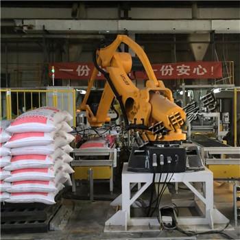 自動拆垛機器人哪家好 袋裝化肥拆垛機械手