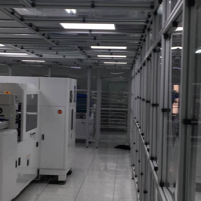 生產設備安全防護欄生產廠家科爾福智能裝備