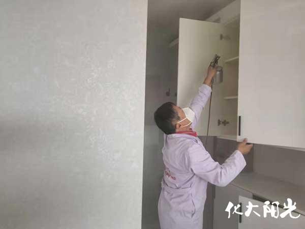 新房除甲醛专业公司化大阳光家装除甲醛
