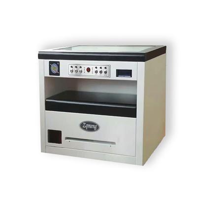 想印就印的彩色印刷機可印PVC卡清晰度高
