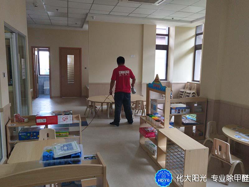 北京儿童培训机构除甲醛,北京培训机构除甲醛公司