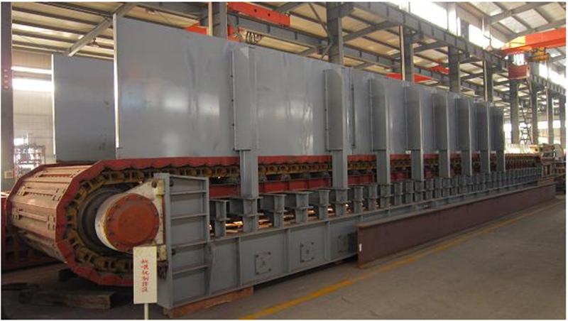矿渣鳞板输送机生产厂家价格参数定制厂家
