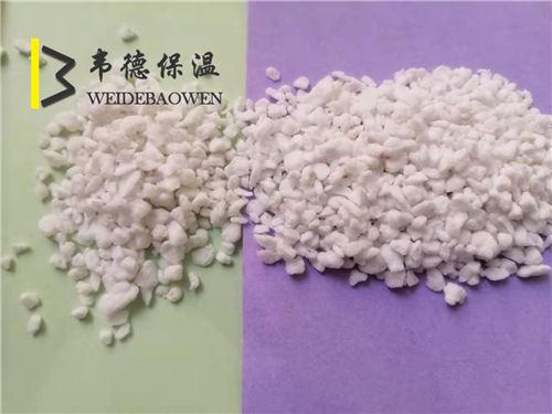 新聞:南京玻化微珠廠家,江蘇膨脹珍珠巖價格,韋德珍珠巖售后無憂