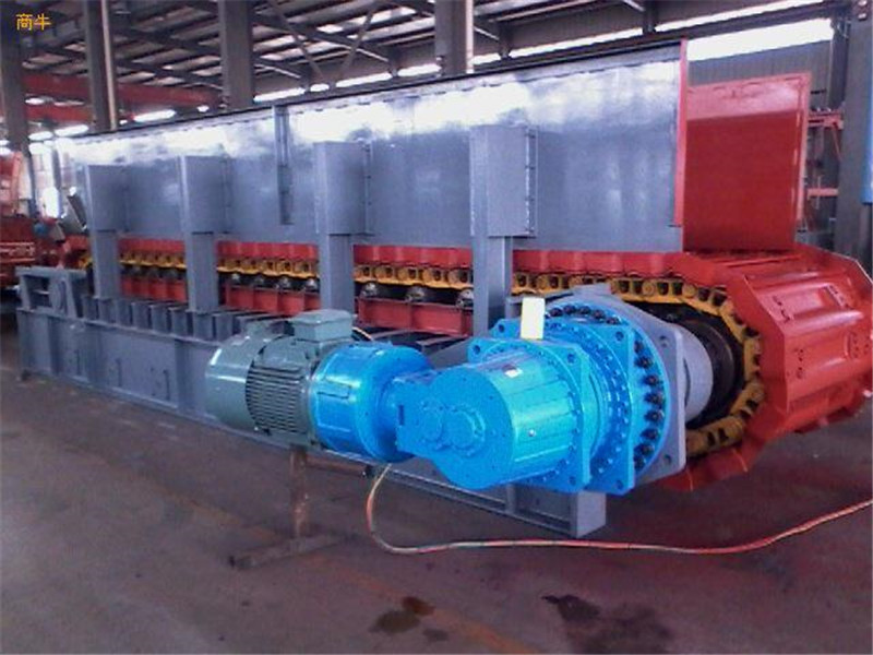 高溫爐渣用板式輸送機 生產廠家 選型價格參數特點 鱗板機
