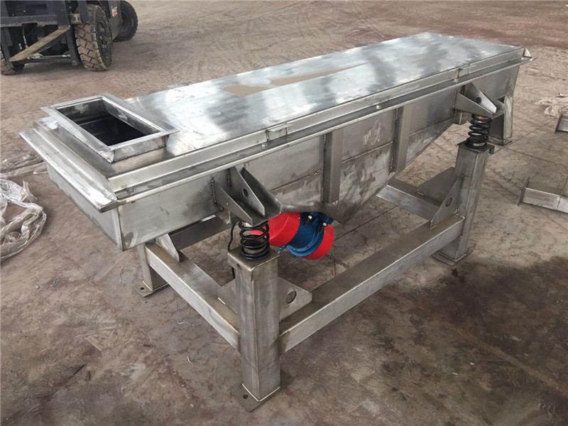 沥青碎石用直线振动筛 奥创专业生产矿山振动筛设备 厂家定制选型
