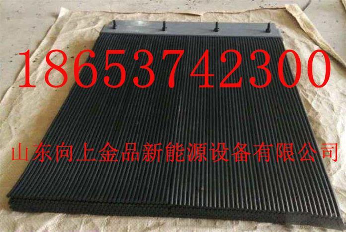 直径6mm橡胶条聚氨酯材料导料槽防尘帘