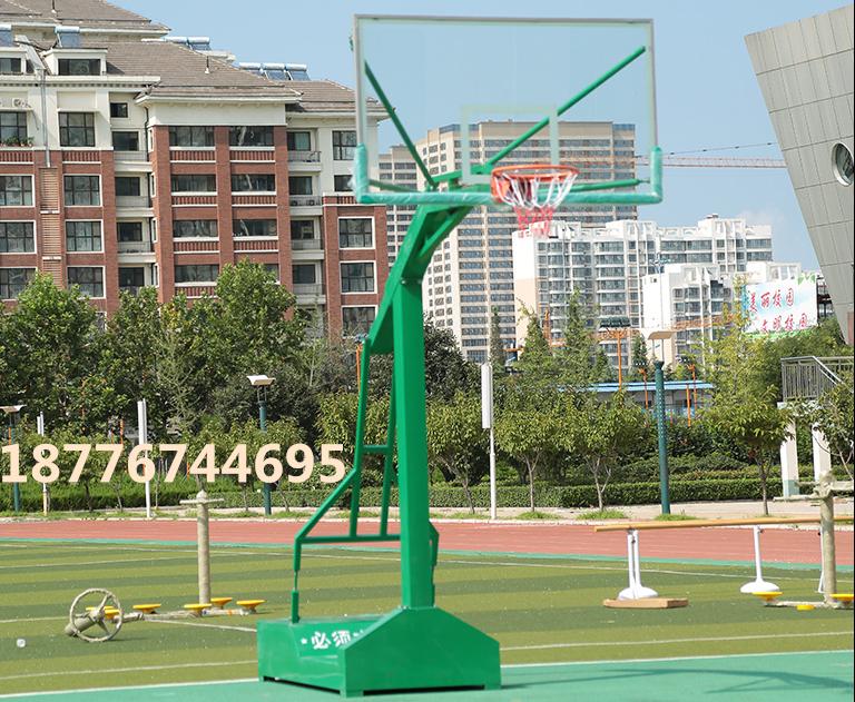 南宁市室内标准体育馆专用篮球架