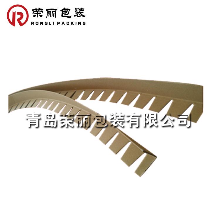 青岛包装厂家出售牛皮纸护角 可出口
