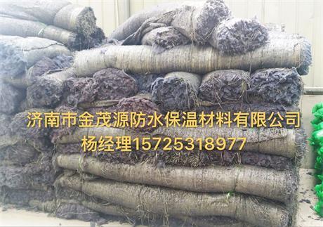 章丘金茂源廠家供應一次性單麵混凝土水泥路麵養護毛氈保濕防曬裂