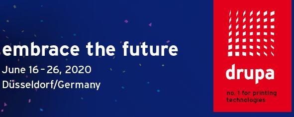 2020年杜塞爾多夫印刷展·德國印刷設備展