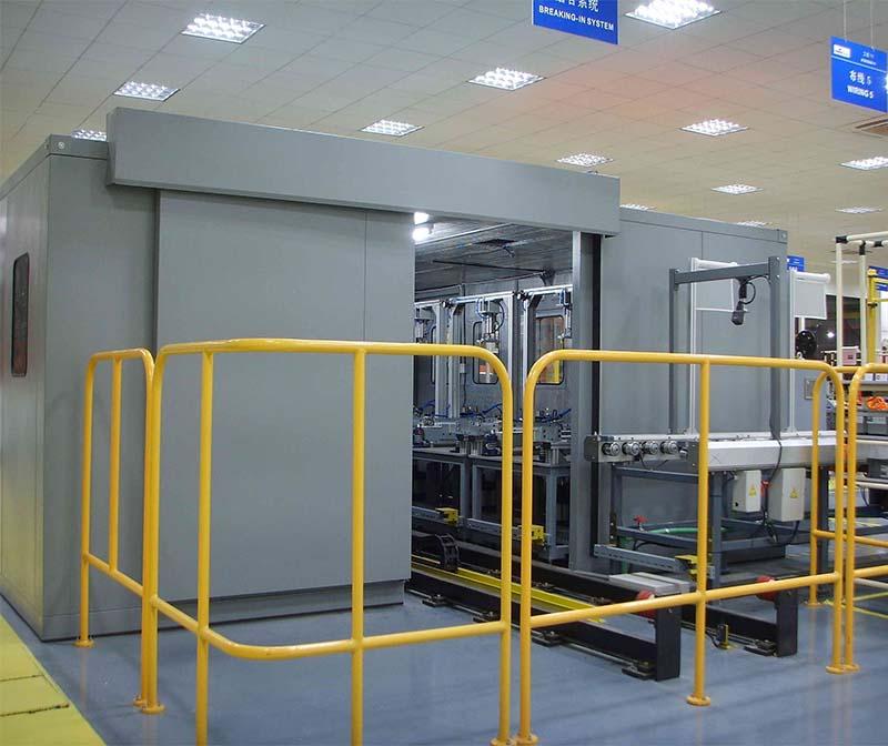 隔音房專業降噪用于工業機器噪聲治理