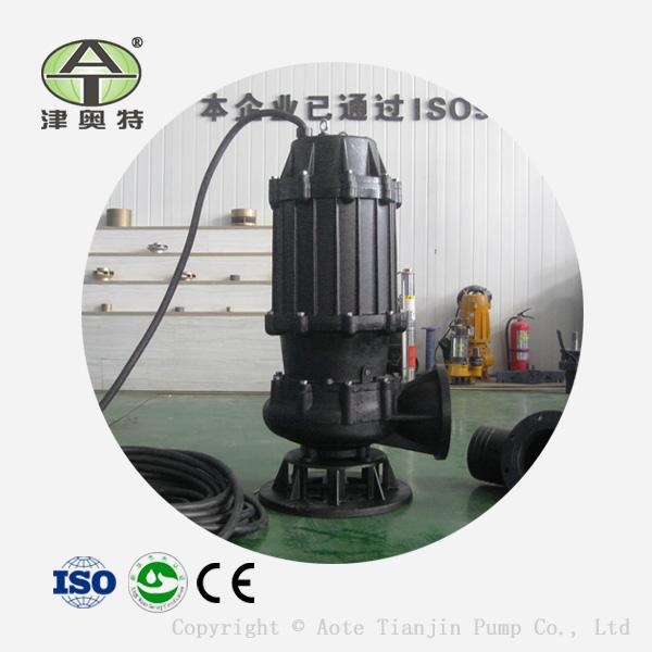WQ系列污水抽污电泵_工程废水|住宅区-厂家发货