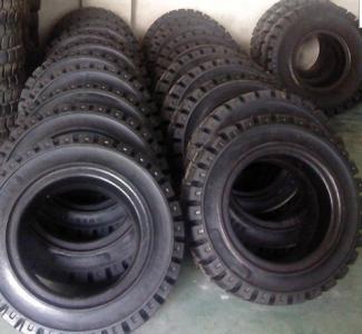 天津实心叉车轮胎-速利达实心叉车轮胎-现场安装实心叉车轮胎-实心轮胎
