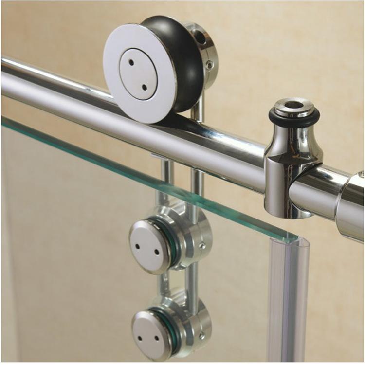 德国品质不锈钢滑轮酒店工程玻璃门吊轮01C不锈钢滑轮