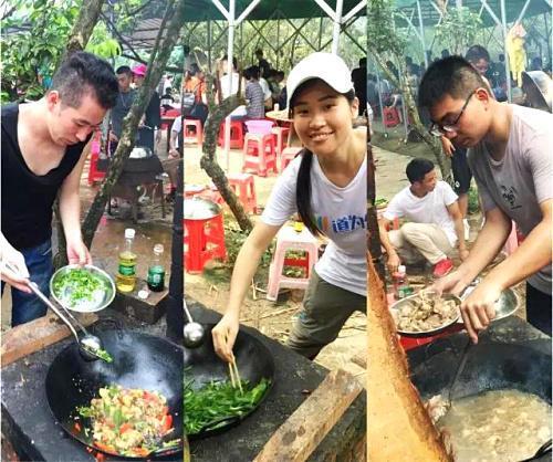 元旦期間廣州適合團建游玩野炊做飯的農家樂