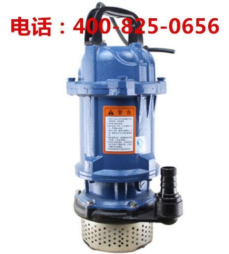 提供泰州溱潼QDX型潜水泵价格行情华东五金网供