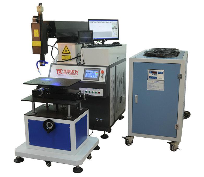 供應600w不銹鋼花灑全自動激光焊接設備